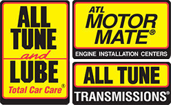 All Tune and Lube logos